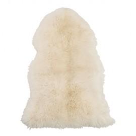 Peau Mouton Blanc