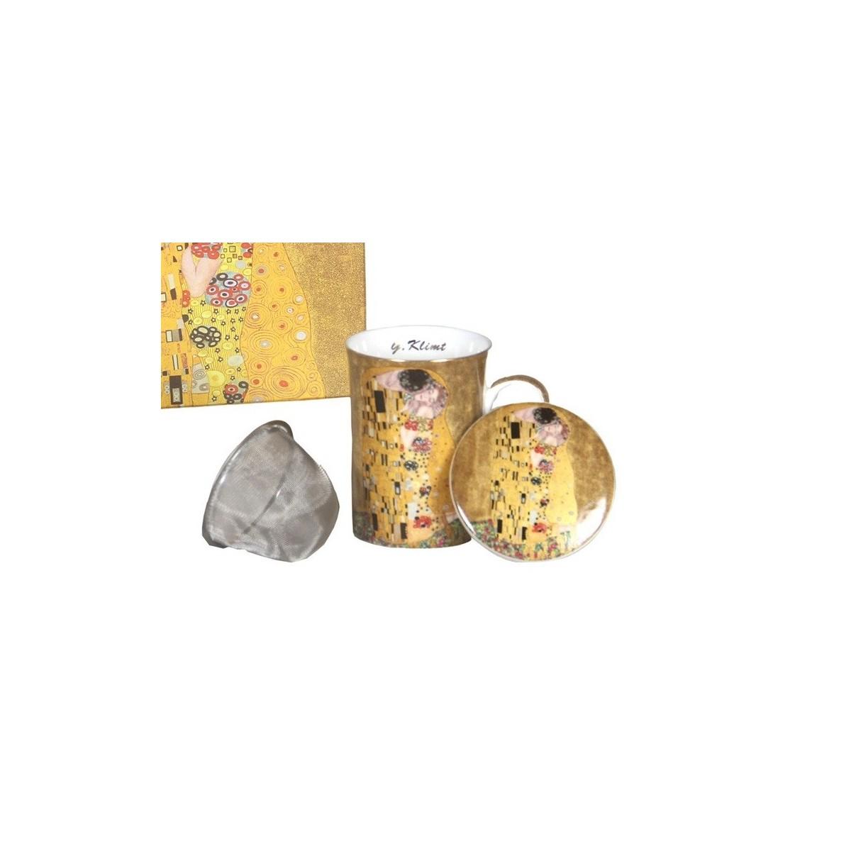 Tisanière Klimt