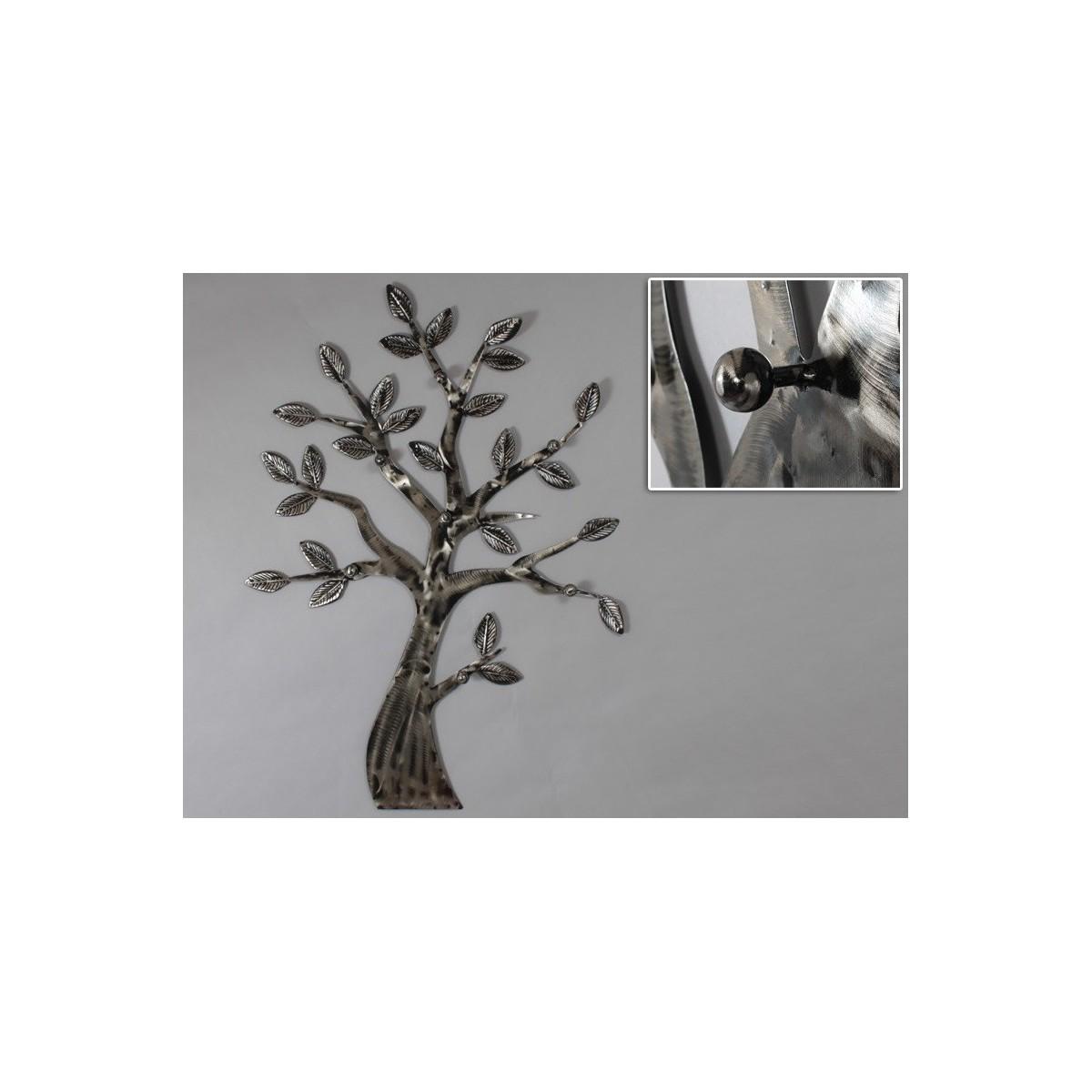 porte manteaux arbre metal