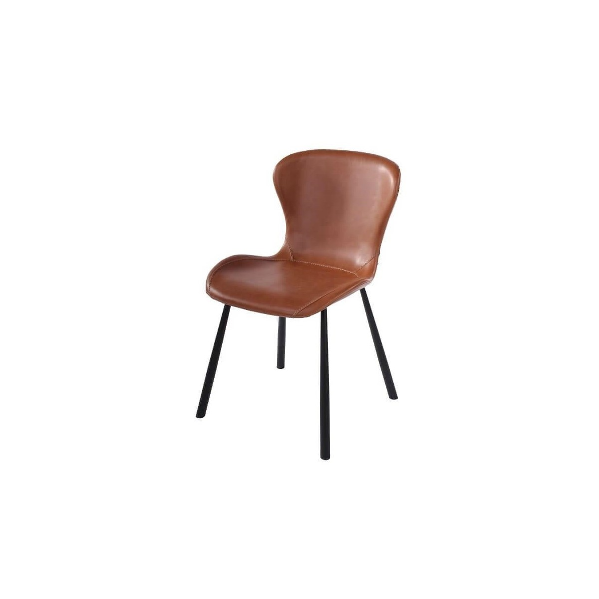 Chaise Kelly Caramel