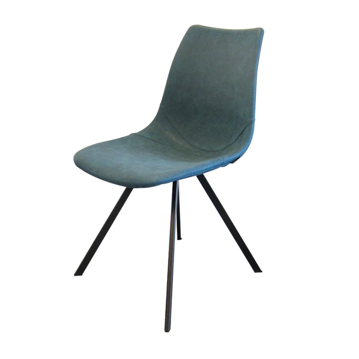Chaise Alecia Bleu Ness