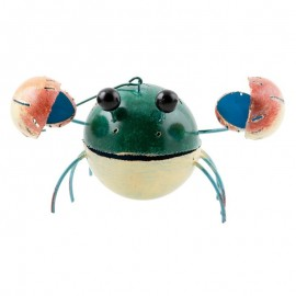 Lanterne Métal Crabe