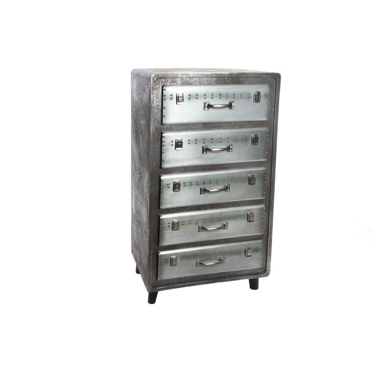 Meuble Fabrique 5 tiroirs