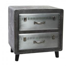 Meuble Fabrique 2 tiroirs