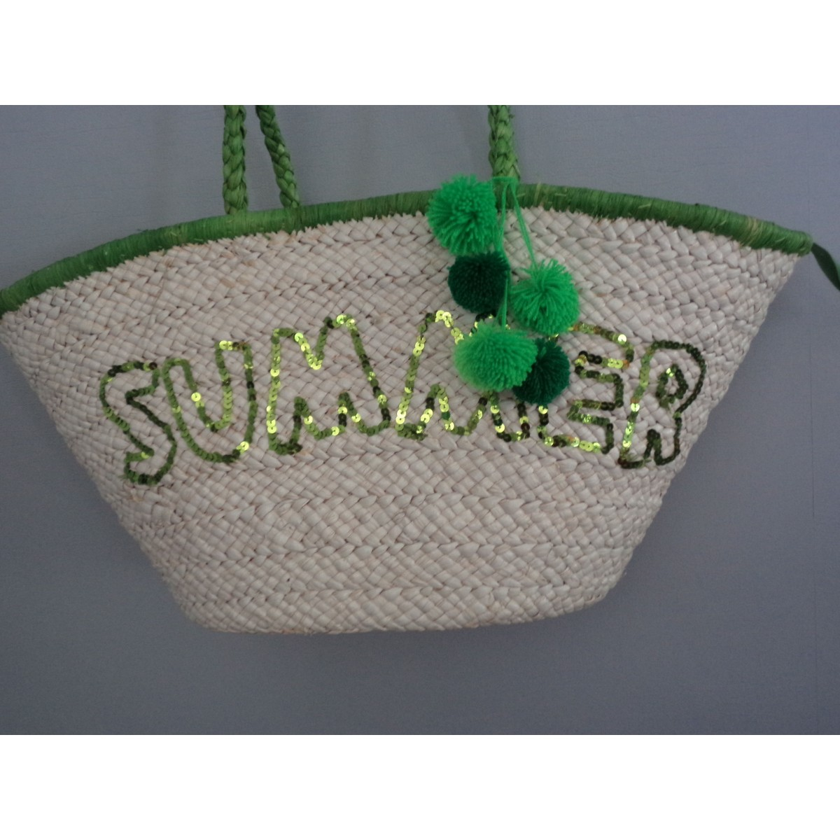 Sac Summer Green