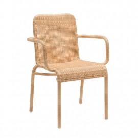 fauteuil de repas Tobago Naturelle