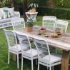 Table de repas Teck Outdoor Roma 250x100cm
