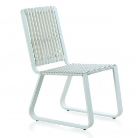 chaise de repas d'extérieur Cires