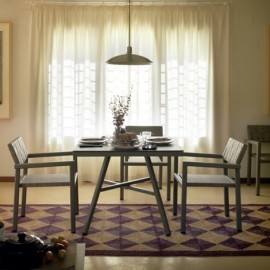 Table Carrée 90x90 Cube