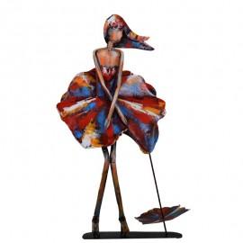 Sculpture Femme Maryline Pigment