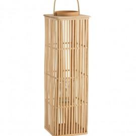 Lanterne en Bambou 90cm
