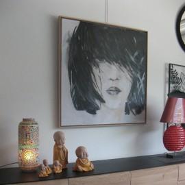 Tableau Portrait 104x104