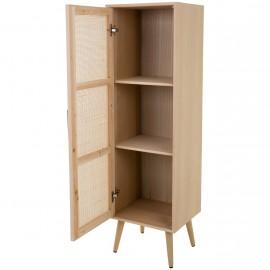armoire Léo en Cannage