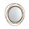 Miroir Métal Doré
