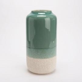 Vase Eco Chic Vert Pastel