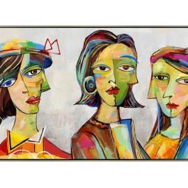 Tableau Femmes Picasso 120x80