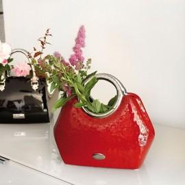 Vase Sac à main Milano rouge