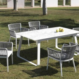 Table 200 x 100 Siena HPL