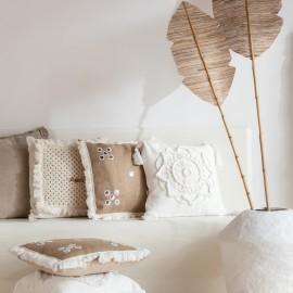 Feuille décorative Bambou