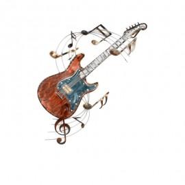 Déco Murale Guitare 49x89