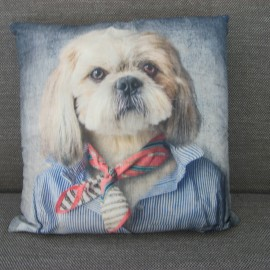 Coussin Chien Daisy