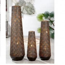 Lampe en métal Almazar H.57cm