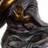 Série de 3 Bouddha Moines