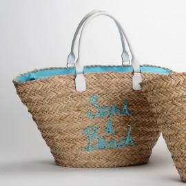 Sac Sand & Beach Bleu